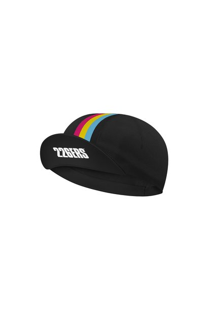 226ERS | Cycling Cap Black | Hydrazero