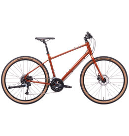 Kona Dew Plus Rust Orange MD 2020