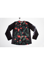 Kona Mens Custom Jersey Long Sleeve Floral