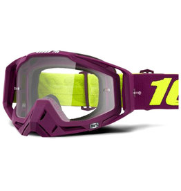 RACECRAFT Goggle Klepto - Clear Lens