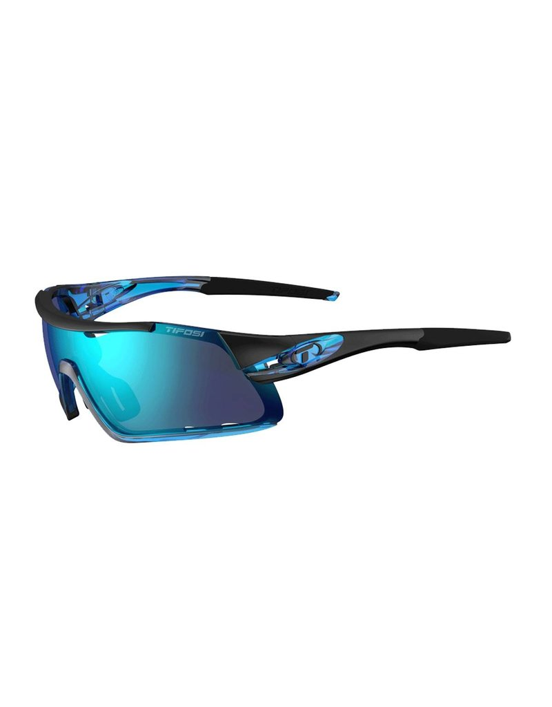 Tifosi Tifosi Davos Interchangeable Clarion Blue Lens Sunglasses BLUE/CLARION size