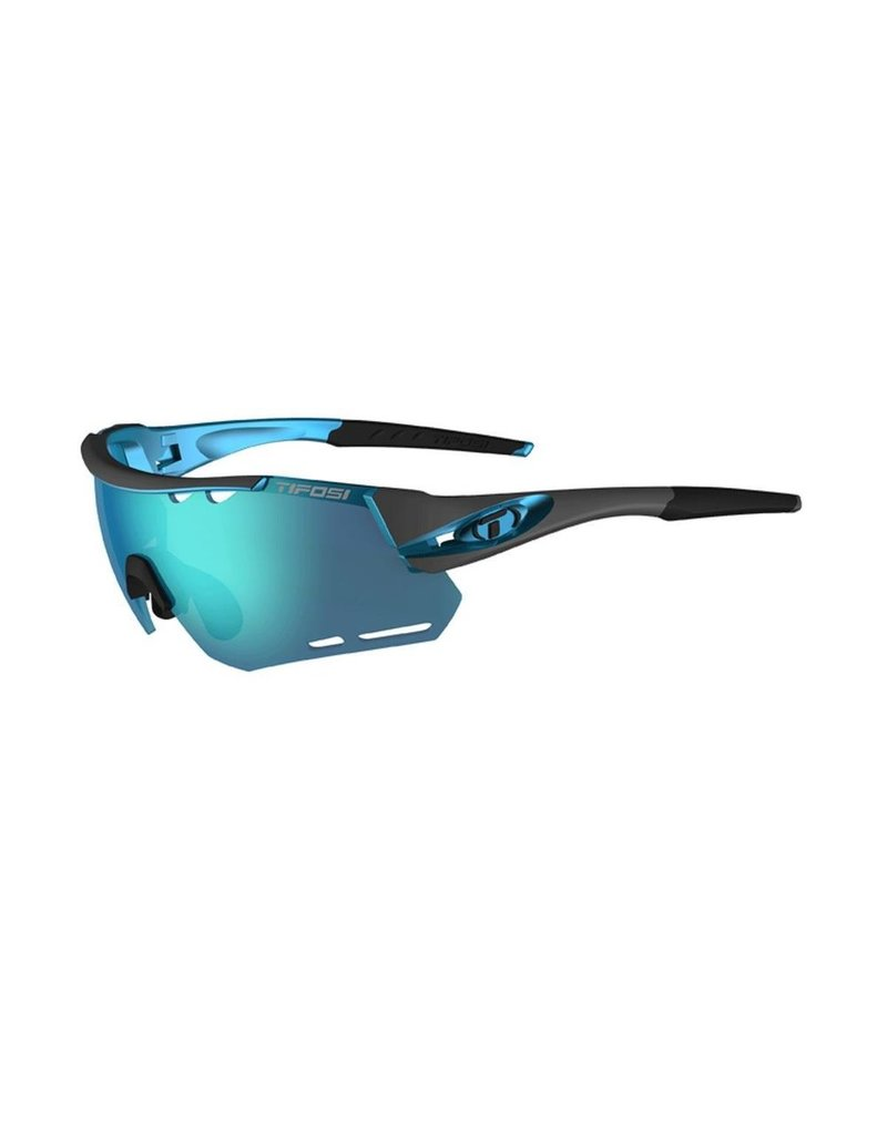 Tifosi  Alliant Interchangeable Clarion Blue Lens Sunglasses GUNAL/BLUE CLARIO size
