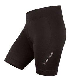 Endura Wms Xtract II Padded Short Black
