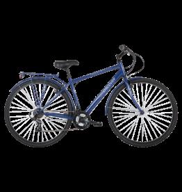 "Freespirit Freespirit Discover 18"" Hybrid Bike Navy"