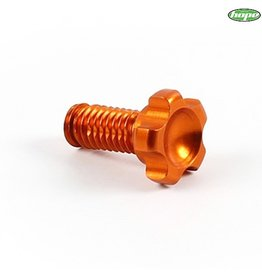 Hope Bpc and reach adjusment screw - orange