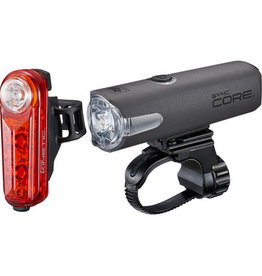 Cateye Sync set Core & Kinetic Front / Rear Light set