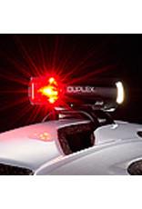 Cateye Duplex Front/Rear Helmet Light