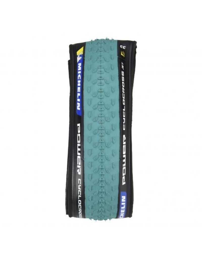 Michelin TYRE POWER CYCLOCROSS 700x33C JET TS TLR