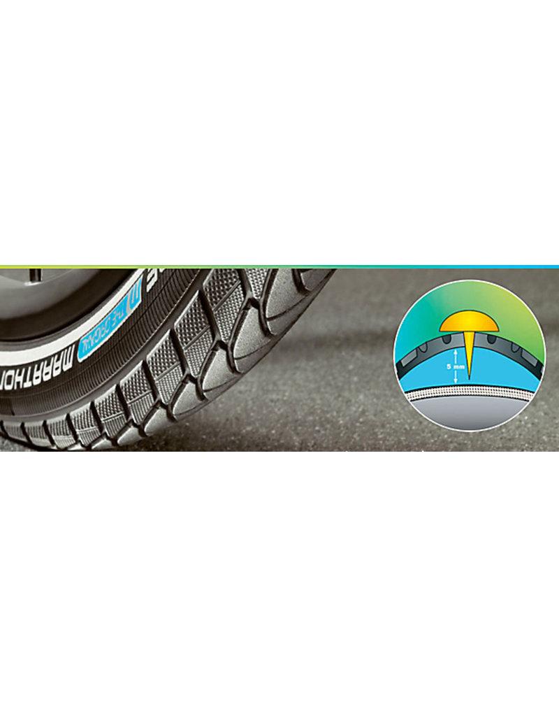 Schwalbe Marathon Plus Smartguard 700x25 Blk/Refl