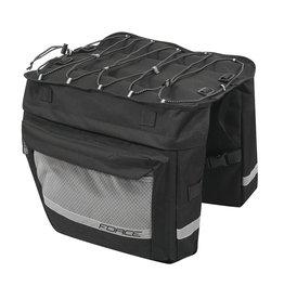 Force Double Pannier Bags 2 x 18 L