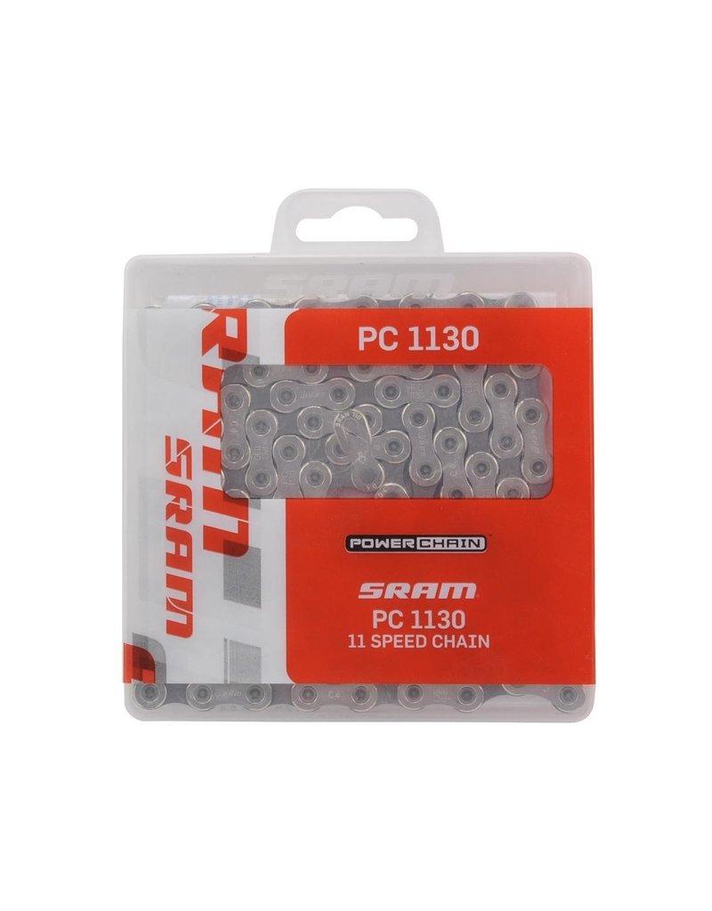 Sram Pc1130 114 Links Silver 11 Speed