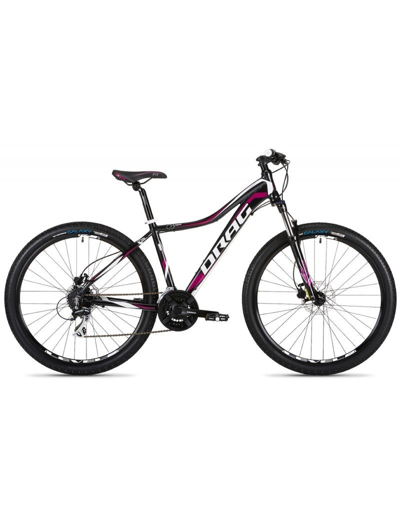 Drag Grace 27.5 TE AT-38 Lady MTB black purple 17'' 6