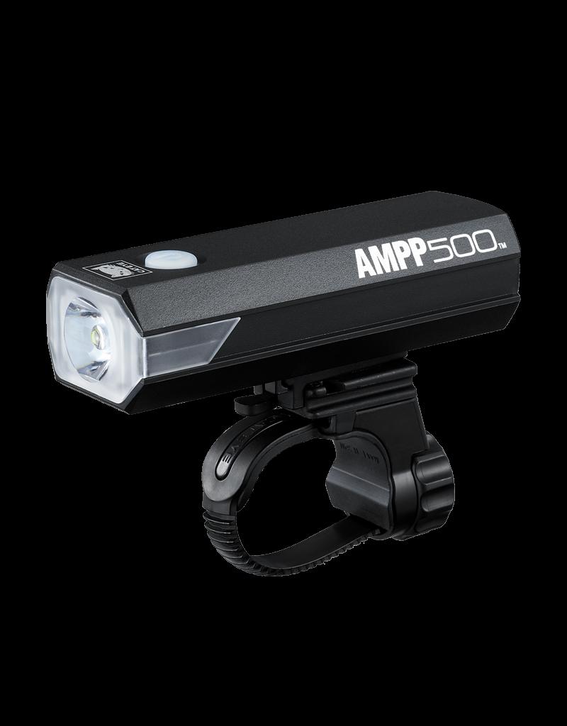 Cateye Ampp 500 front