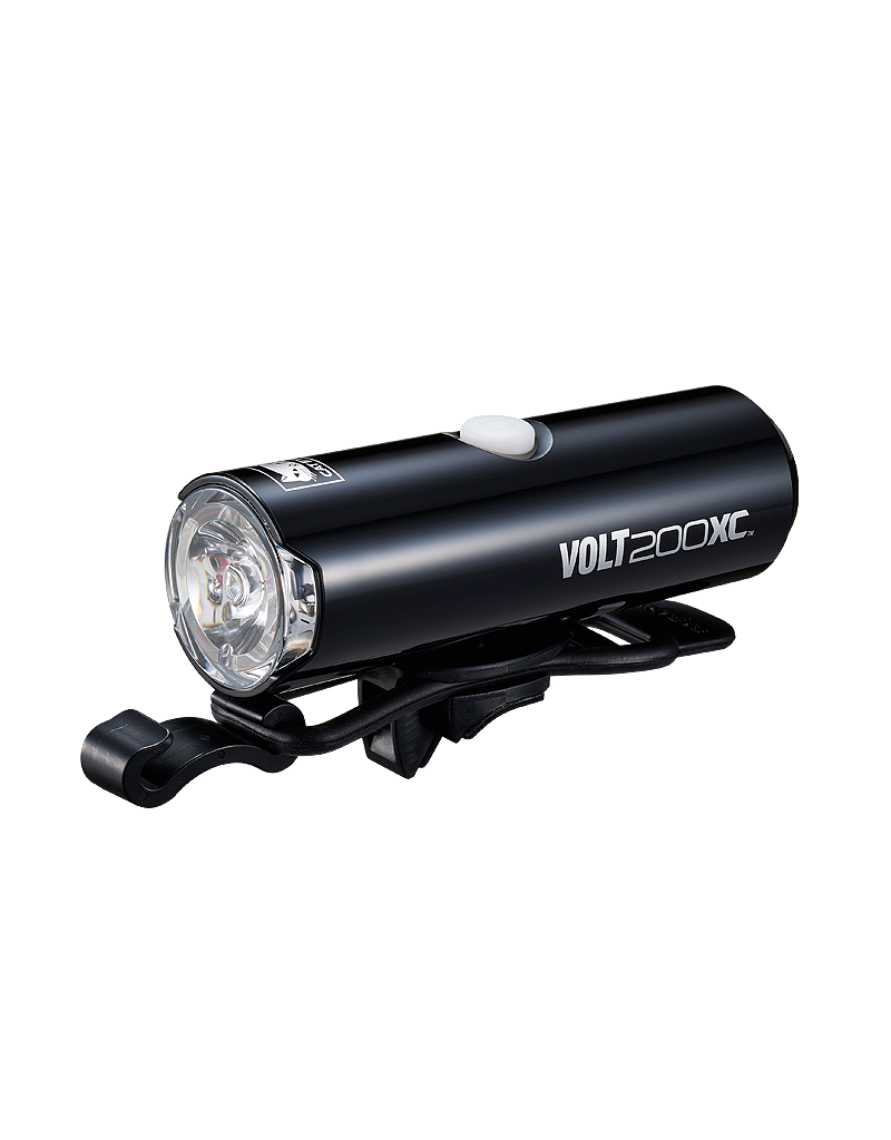 Cateye volt 200 xc USB rechargeable front light (200 lumens)