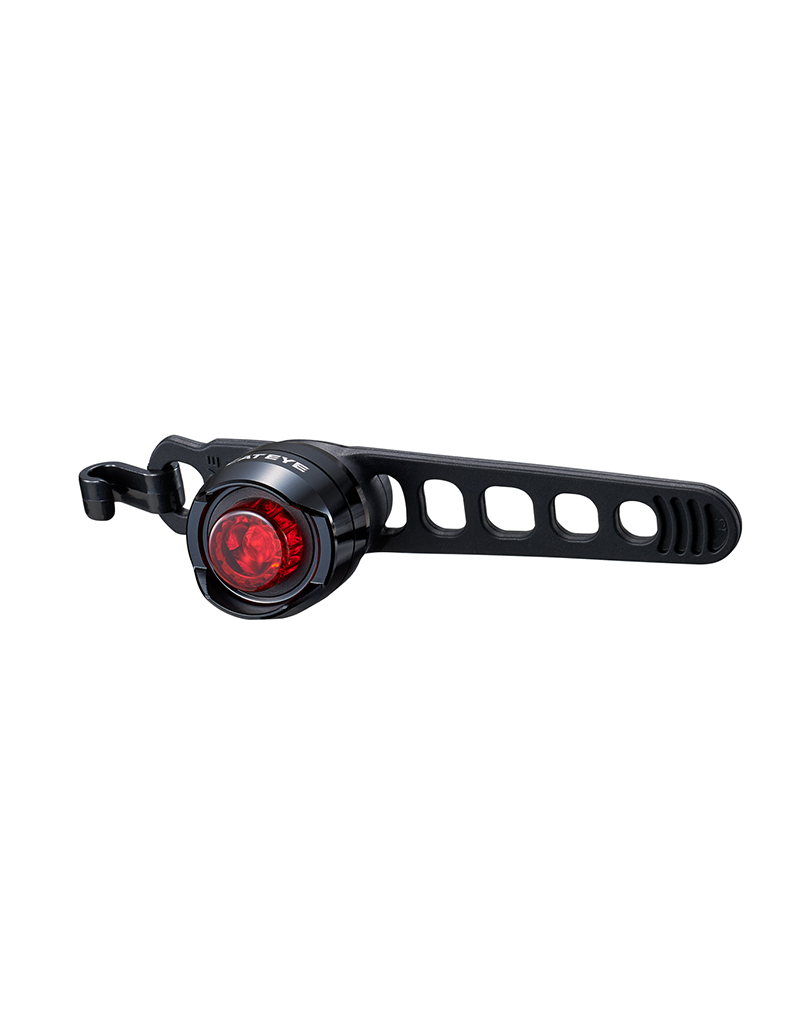 Cateye orb set front/rear battery light