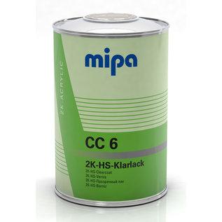 Mipa Mipa 2K HS Klarlack CC 6