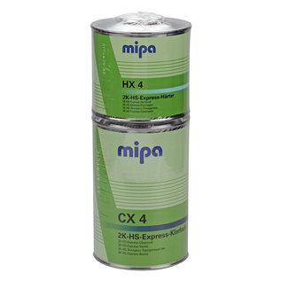 Mipa Mipa 2K HS Klarlack CX 4 set 1.5 liter