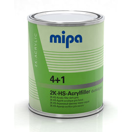 Mipa Mipa 4 + 1 Acrylfiller HS