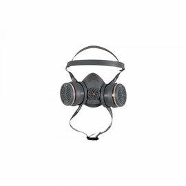 Colad Spuitmasker met A2P3 filters inclusief ingebouwde voorfilter