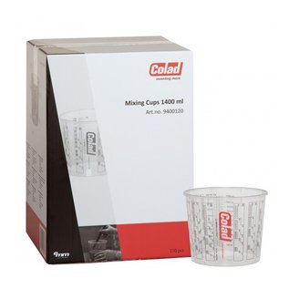 colad Mengbeker 1400 ml - 120 stuks