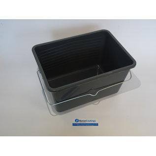 BaronCoatings verf emmer 12liter grijs