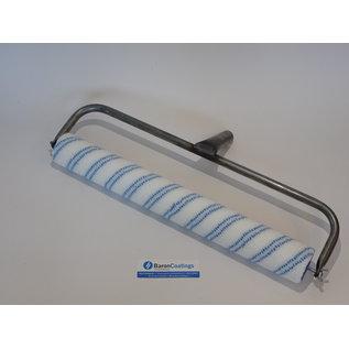 BaronCoatings Nylonvloeren rol 50 cm blauw draad