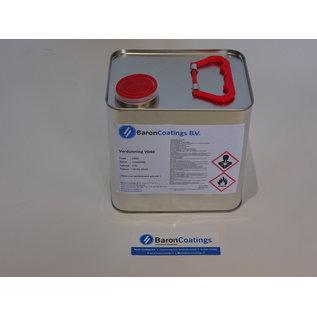 BaronCoatings Verdunning V 014 voor betoncoating