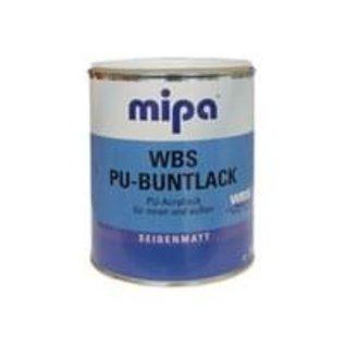 Mipa WBS PU-Buntlack zijdemat