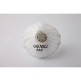 BLS BLS129BW Classic FFP2 R D stofmasker doos 15 stuks