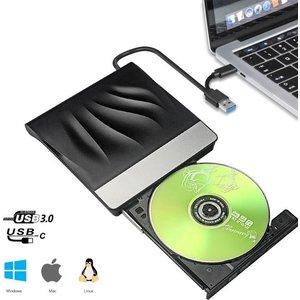 Externe DVD / CD speler