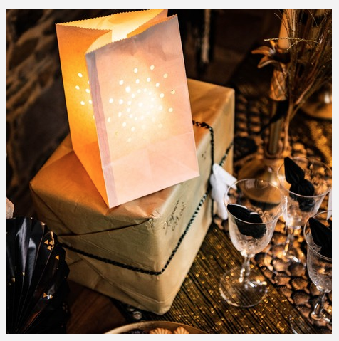 Candle bags & Verlichting