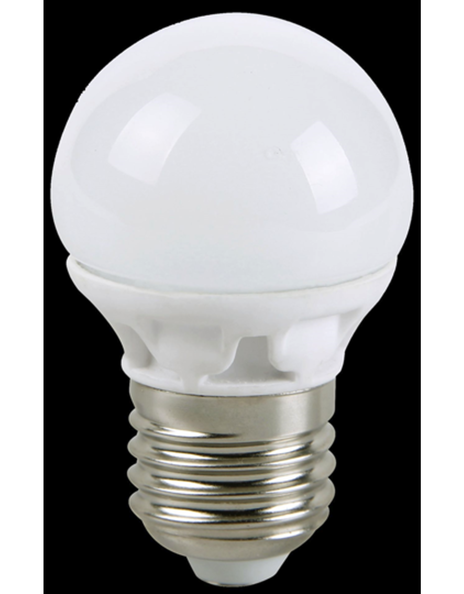 Led Bolvorm - grote fitting - niet dimbaar - warm wit - 25 -> 3 watt