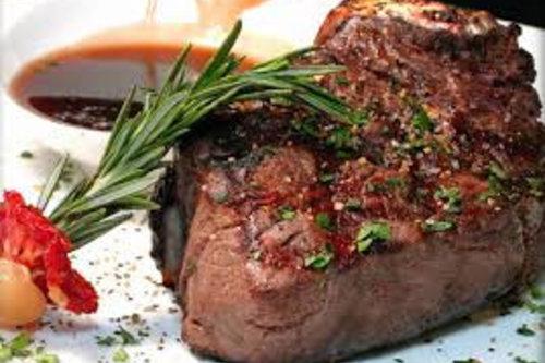 """Black Angus grain fed Biefstuk pakket """"graan gevoerd"""""""