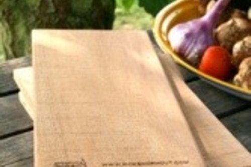 Cederhouten BBQ-plank groot