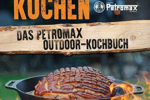 Petromax Draussen kochen - outdoor kochbuch