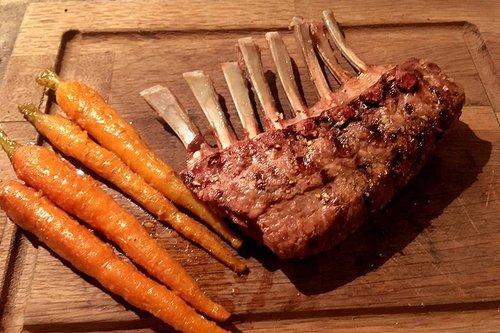 Nieuw Zeelands Lamsvlees Lamsrack