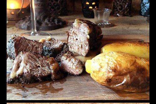 BeefEx Black Angus Beef - Graan gevoerd Short Ribs heel