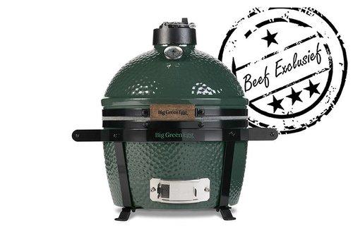 Big Green Egg Big Green Egg MiniMax incl. Carrier - KIES UW VOORDEEL VAN MAX. € 125,-*