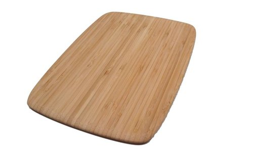 Point - Virgule Bamboo Snijplank 28x20x0.8cm