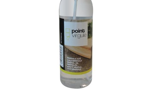 Point - Virgule Bamboo Olie, 200ml