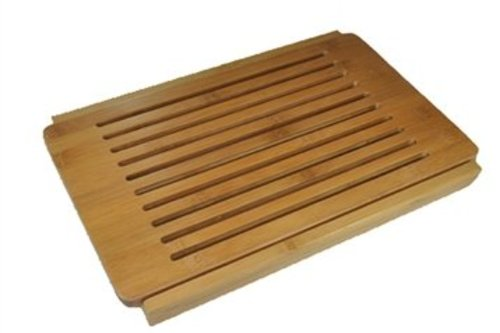 Point - Virgule Bamboo Broodplank 40x27x3.5cm