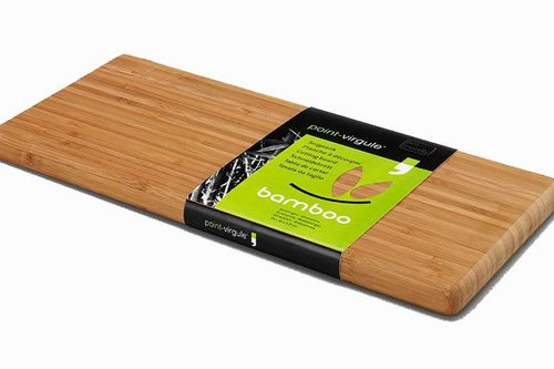 Point - Virgule Bamboo Snijplank M, 34x15,8x1.8cm