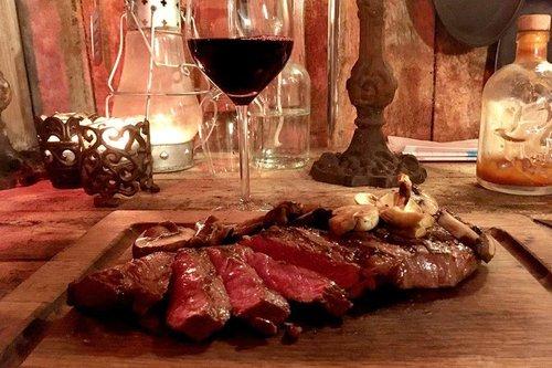 Wagyu Beef Rib eye steak - MBS 3-5