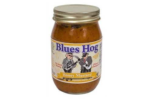 Blues Hog Honey mustard saus 473 gram