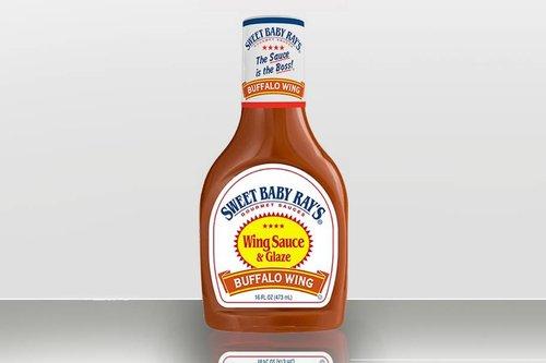 Sweet Baby Ray's Buffalo wing sauce & glaze