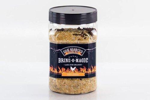 Don Marco's Barbecue Brine-o-magic gevogelte