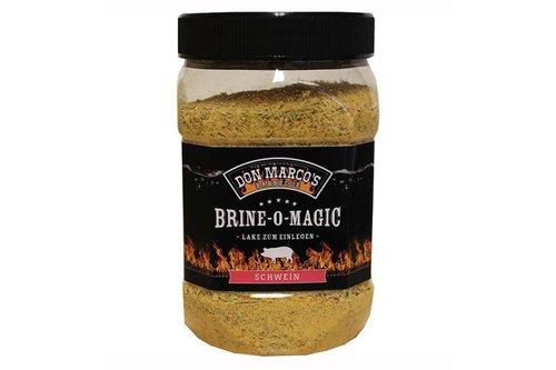 Don Marco's Barbecue Brine-o-magic Varken