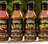 Don Marco's Barbecue Don marco's Apple / Chipotle / Bourbon glaze & saus