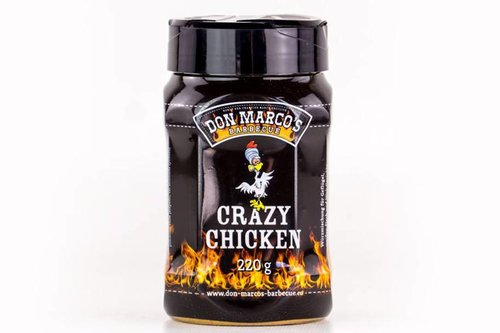 Don Marco's Barbecue Crazy Chicken