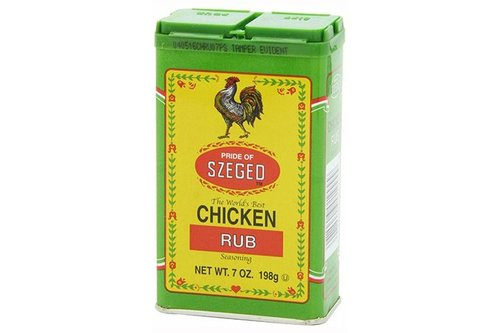 Szeged Chicken rub